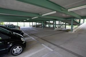 Parkhaus |  Parken an der Uni Chemnitz